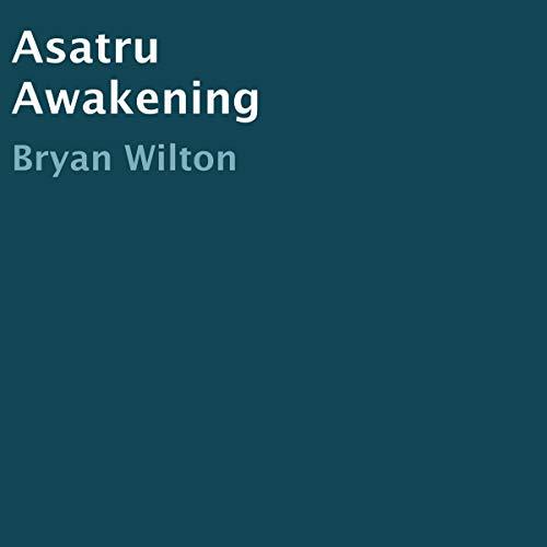 Asatru Awakening audiobook cover art