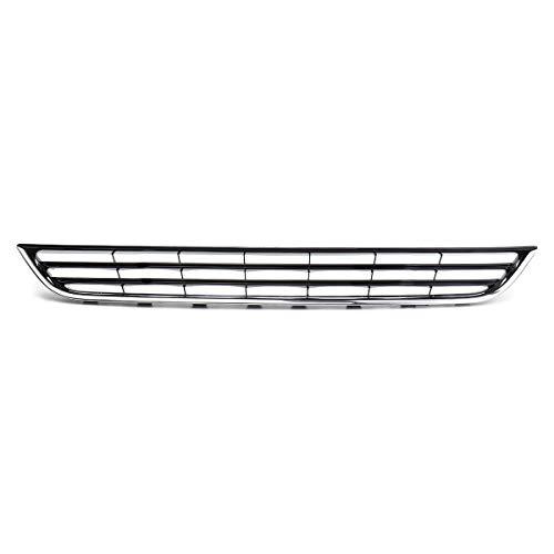 ROYAL Star TY Auto-Frontstoßstange Grill-Center Grille Oben unten Entlüfter for Ford/Fiesta Fließheck-Limousine 2013 2014 2015 2016 (Color : Lower Grill)