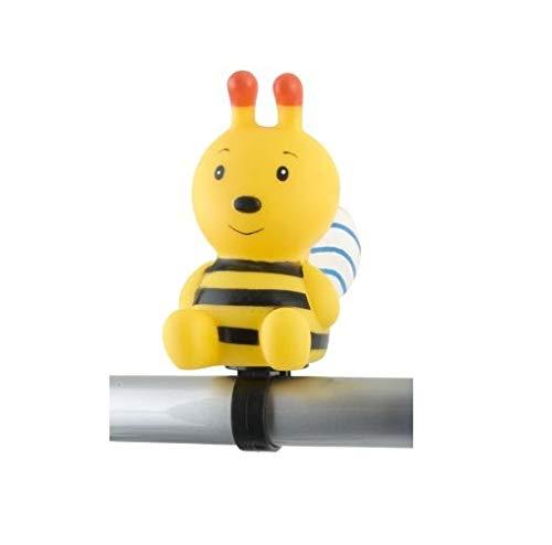 P4B Tierfigurhupe Biene Tierfigur Tier Figur Fahrradhupe Fahrrad Hupe Fahrradklingel Klingel Kinderfahrrad Kinder Kinderfahrradklingel Kinderfahrradhupe