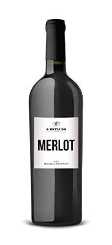 Merlot Igp Veneto 75 Cl S.Osvaldo - Vino Rosso Fermo