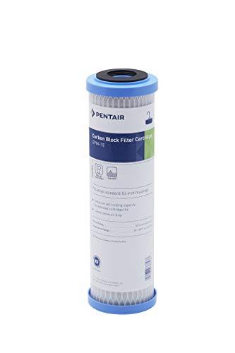 "Pentek - 155634-43 EPM-10 Carbon Block Filter Cartridge, 9-3/4"" x 2-7/8"", 10 Microns"