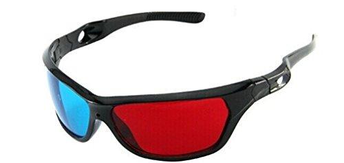 Red Blue Cyan NVIDIA 3D VISION Myopia General Glasses(Anaglyphen-System) (3D Anaglyphenbrillen)