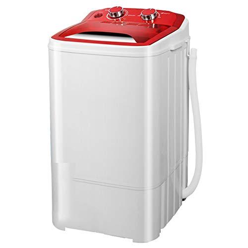 JCOCO Elution integrierte Single-Barrel-halbautomatische große Kapazität Mini-Waschmaschine, lila Licht antibakterielle ultra leise Energiesparen kann regelmäßig gewaschen werden Abfluss Haushalts kle