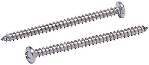 SNUG Fasteners SNG1166 20 Qty 1//4 x 3 304 Stainless Steel Hex Lag Bolt Screws