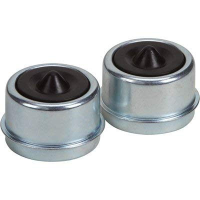 Ultra-Tow Ultra Pack Bearing Dust Caps - Pair, 1.98in. Dia.