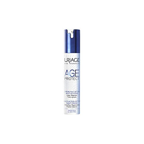 Uriage Age Protect Multi-Action Detox Night Cream - 40 ml.
