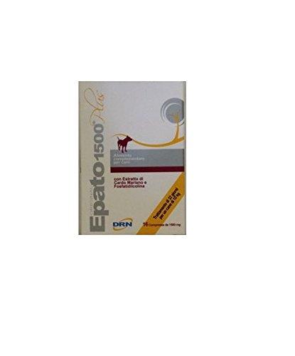 Drn Epato 1500 Plus Cane 16 Compresse