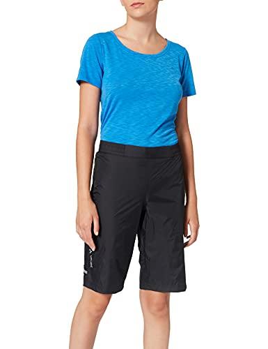 VAUDE Damen Hose Women\'s Drop Shorts, black, 38, 408040100380