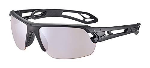 Cébé S'Track M Gafas de Sol, Adultos Unisex, Matt Black, L