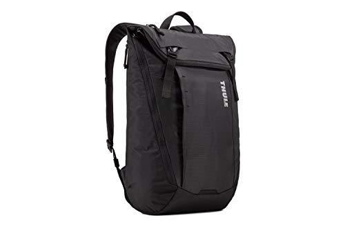 Thule Erwachsene Enroute Backpack Rucksack, Black, 20L