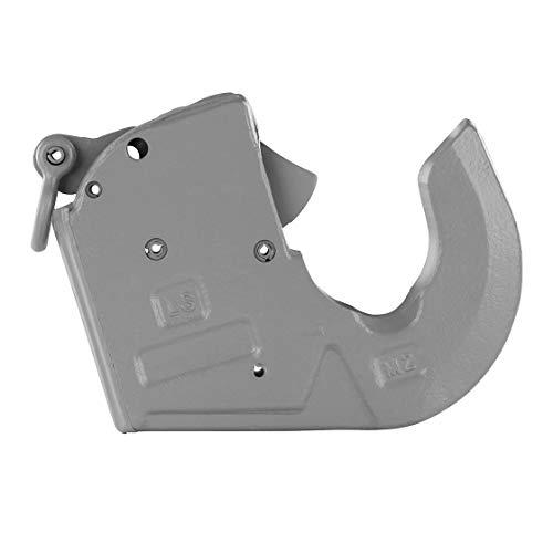 Unterlenker Fanghaken   Schnellkuppler   autom. Sicherung   bis 88 PS   Kategorie 2/S   1 Stück   grundiert   Traktor   Trecker   Schlepper   Fanghaken für Unterlenkerfanghaken  