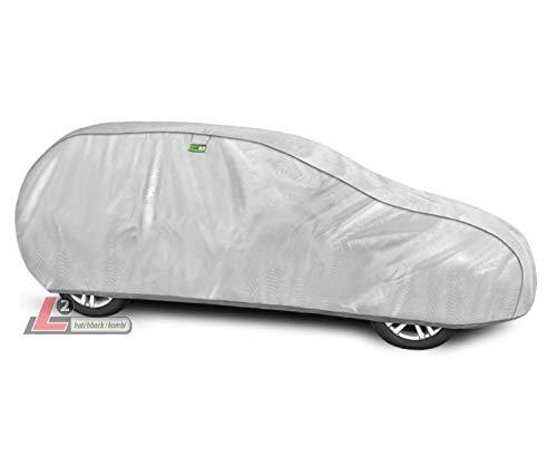 Kegel Blazusiak Vollgarage Ganzgarage Wasserdicht - Silver L2 geeignet für OPEL Astra III (H) Hatchback/Kombi
