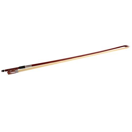 kesoto Premium Rosenholz Violine Bogen 4/4 3/4 1/4 1/8 Geigenbogen Violinenbogen Geige Violin Bow - 1/4