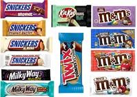 USA Chocolade Repen Pakket – 12 delig