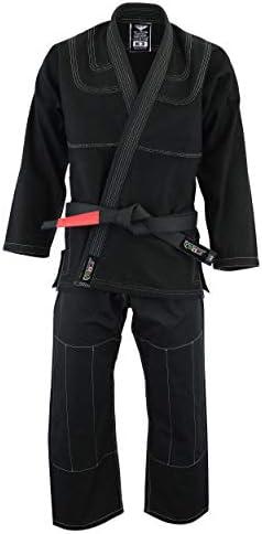 PFG Essential Brazilian Jiu Jitsu Kimono BJJ Gi Uniform BJJ Gi Kids Adults Unisex White Belt product image