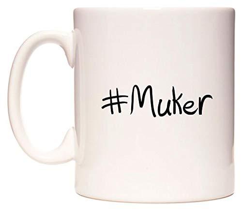 #Muker Tazza di WeDoMugs