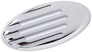 AFI Marine 11225 Snap-In Chrome Plated ASA Grill for 10082, 11079, 11081, and 11095 Marine Drop in Below Deck Horns