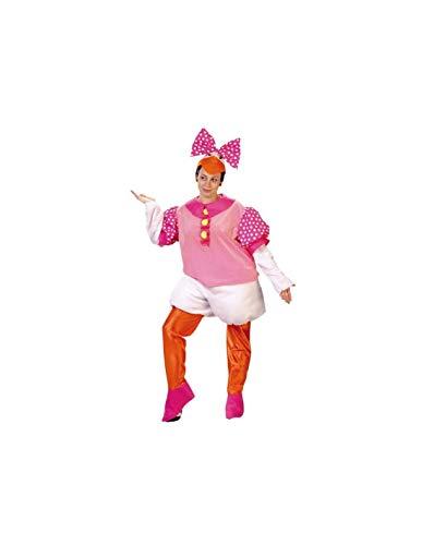 DISBACANAL Disfraz de patita para Mujer - -, M