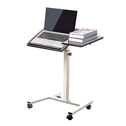 Escritorio De Computadora De Pie Ajustable Multifunción, Cama De Escritorio De Aprendizaje, Mesa Portátil Plegable para Computadora Portátil