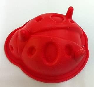 NY Cake Ladybug Silicone Baking Mold