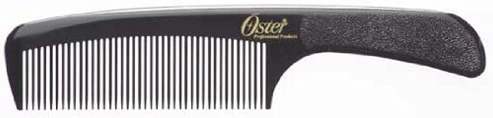 ようこそ汚い十一Oster 76002???605?Tapering and Styling Hair Pro Styling Comb by Oster [並行輸入品]