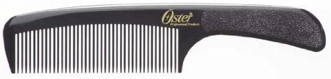救急車チームスパイOster 76002???605?Tapering and Styling Hair Pro Styling Comb by Oster [並行輸入品]