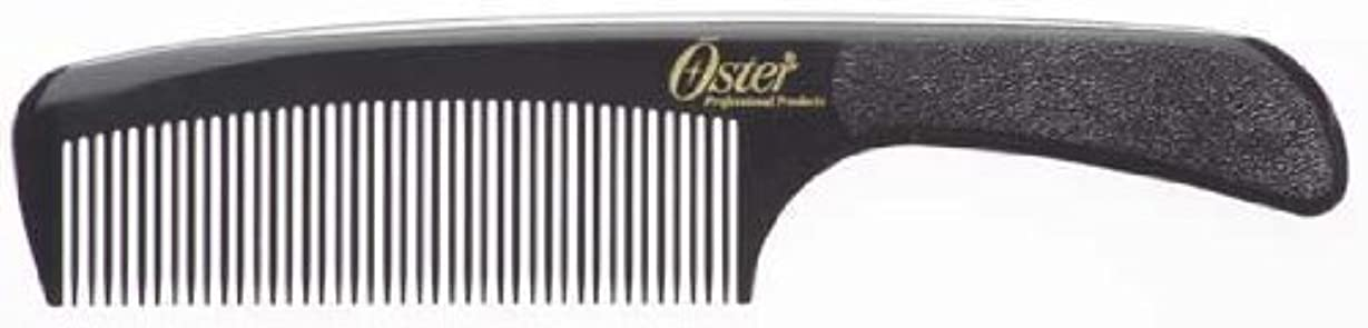 間に合わせわずらわしい備品Oster 76002???605?Tapering and Styling Hair Pro Styling Comb by Oster [並行輸入品]