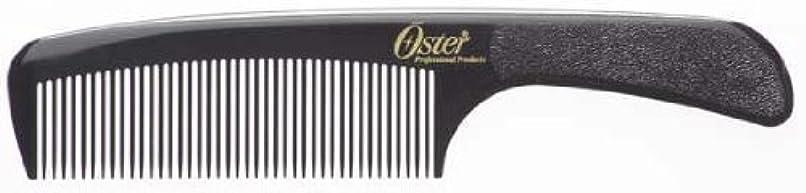先駆者送ったパンチOster 76002???605?Tapering and Styling Hair Pro Styling Comb by Oster [並行輸入品]