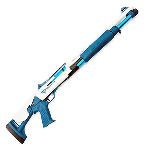 ショットガン風おもちゃ銃 ブローバック排莢再現 スポンジ弾 正規品