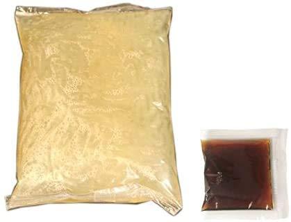 伊豆河童 ところてん 無地小袋包装 突き済みタイプ 150g×1袋 柿田名水 1人前 タレ付き 酢醤油(二杯酢)ばら売り