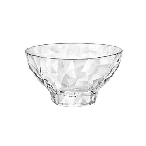 Bormioli Rocco Diamond transparentee Mini Copa de helado 220ml, 12 Pieza