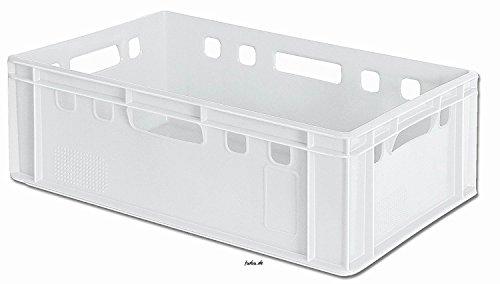 EURO Kiste/Kasten weiß E2 Fleischkasten