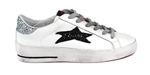 Ishikawa Sneaker Low Plus 1872 Taglia 37 - Colore Bianco/Nero