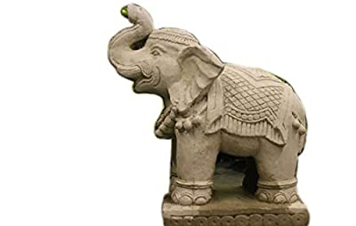Large Elephant Fountain Statue from Geoffs Garden Ornaments