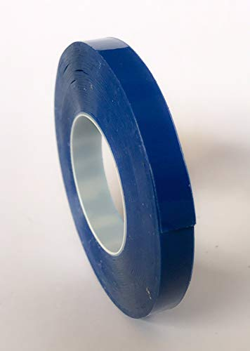 1/4'' Blue Glossy Tape Chart Tape/Whiteboard Gridding Tape/Artist Tape/Model Hobby Tape/Dry Eraser Board Tape
