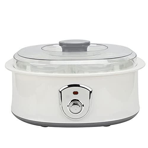 SNJDX Máquina de Hacer Yogur para Hacer Queso, fermentador automático de Temperatura Constante para Uso doméstico, Cocina