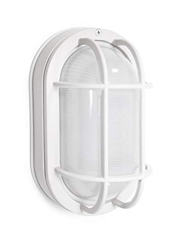 "CORAMDEO Outdoor 8.5"" Oval LED N..."