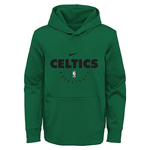 Nike NBA Youth (8-20) Spotlight Pullover Hoodie, Team Variation Boston Celtics Large (14/16)