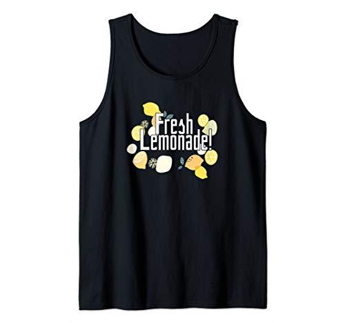FRESH LEMONADE | Lemonade Stand Kids Entrepreneur Gift Tank Top