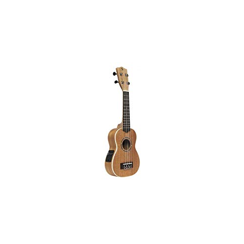 STAGG Ukulele US-30 Electro Soprano - Natural