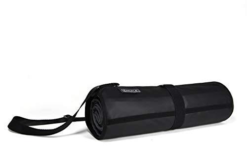 Banale – opvouwbare, antislip, compacte en waterdichte natuurrubber mat voor yoga, training en pilates.