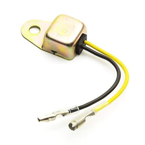 Sensor de interruptor de alerta de bajo nivel de aceite, no original, compatible con mezclador de hormigón GX200