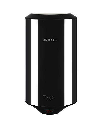 AIKE AK2805 UL Listed High Speed Hand Dryer Stainless Steel, Black 120V 1150W