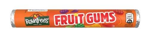 Nestl? Rowntree's Fruit Gums Tube 48 g (Pack of 36)