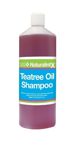 naf teatree oil shampoo x