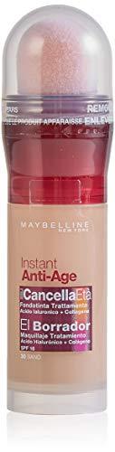 Maybelline New York El Borrador Base de Maquillaje, Tono: 30 Sand - 20 ml