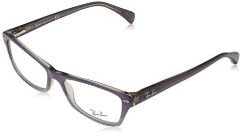 Ray-Ban RX52565107-52, Gafas de sol graduadas Unisex Adulto, multicolor, 54 EU