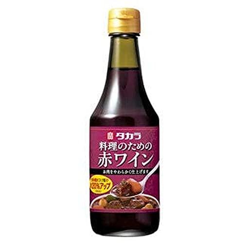 タカラ 「料理のための赤ワイン」 300ml [ NV 赤ワイン ライトボディ 日本 ]