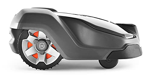 Husqvarna Automower 430X Robotic Lawn Mower, Medium – Large Yards (0.8 Acre)