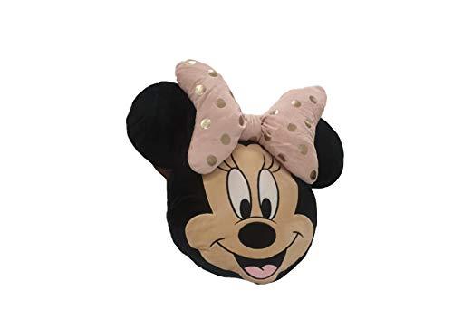Primark Limited Disney Minnie Mouse - Cojín 3D de Minnie Mouse
